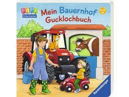 Ravensburger BilderMein Bauernhof Gucklochbuch