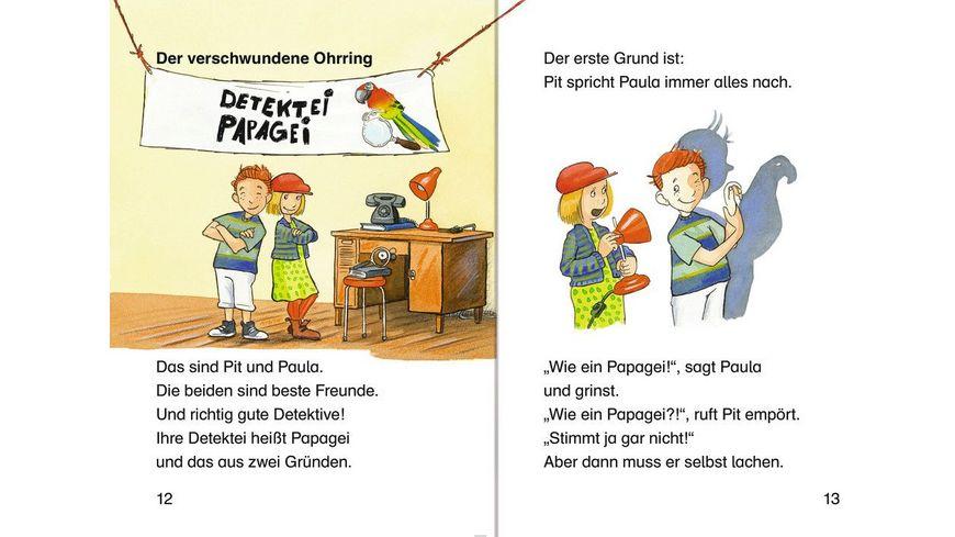 Ravensburger Leserabe Detektivabenteuer fuer Erstleser