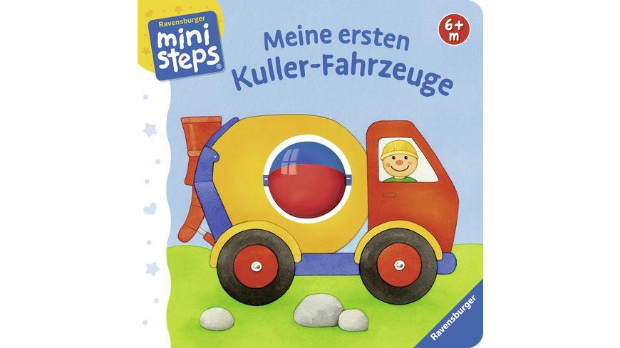 Ravensburger ministeps Meine ersten Kuller Fahrzeuge