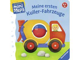 Buch Ravensburger ministeps Meine ersten Kuller Fahrzeuge