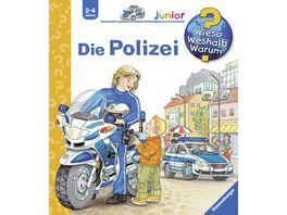 Ravensburger Wieso Weshalb Warum Die Polizei