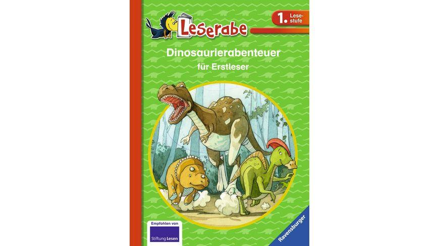 Ravensburger Leserabe Dinoabenteuer fuer Erstleser