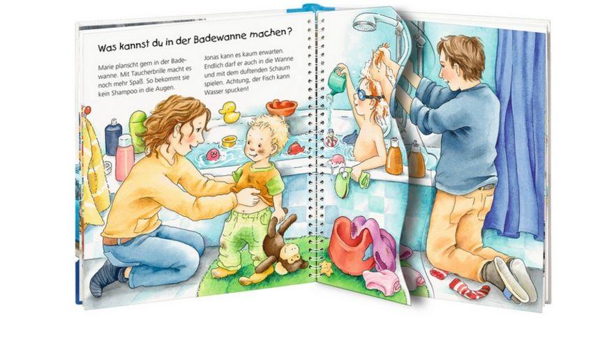 Ravensburger Wieso Weshalb Warum Zaehne putzen Pipi machen