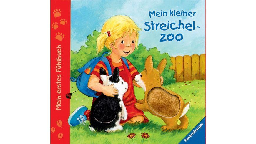Ravensburger Mein erstes Fuehlbuch Mein kleiner Streichelzoo