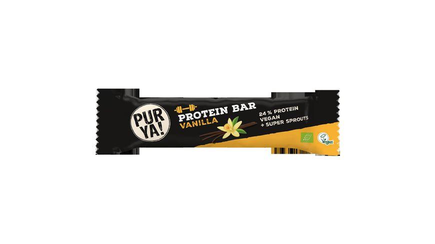 PURYA Bio Protein Bar Vanilla