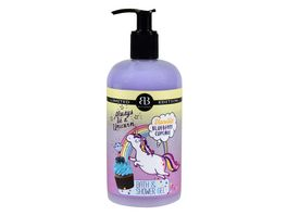 BB by Bettina Barty Einhorn Bath Shower Gel Unicorn Vanilla Blueberry Cupcake