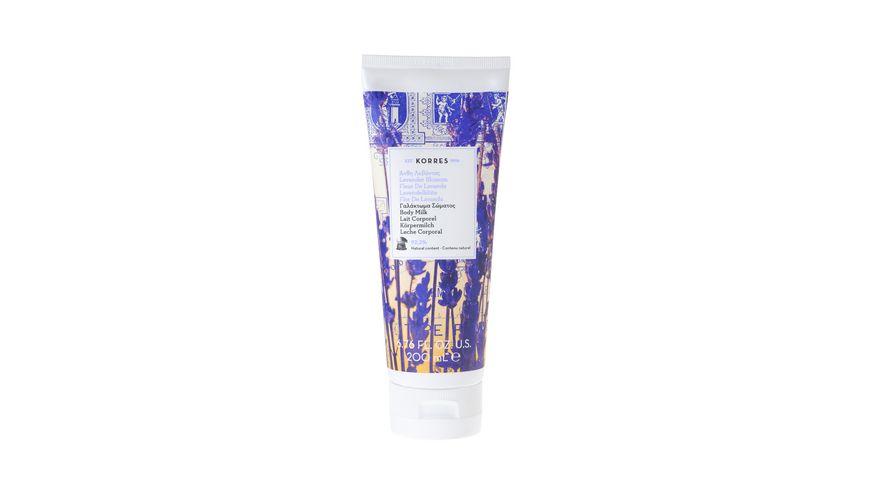 KORRES Lavender Blossom Koerpermilch