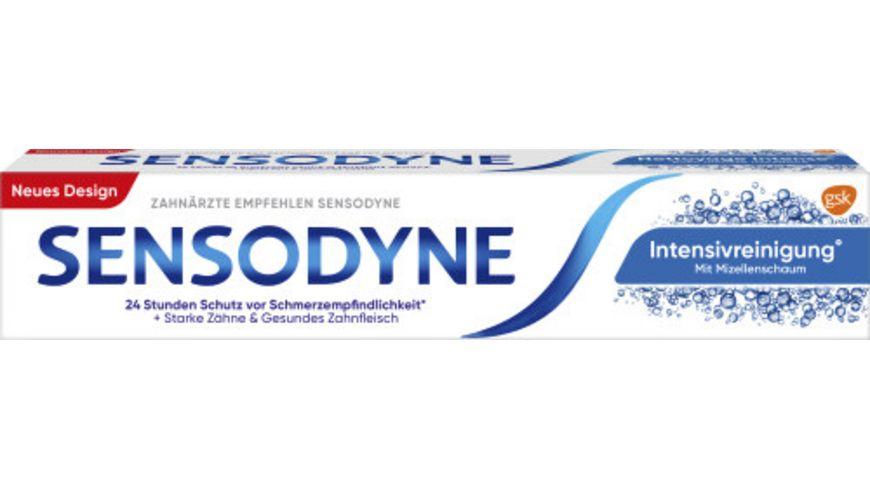 SENSODYNE MultiCare Tiefenreinigung Zahnpasta