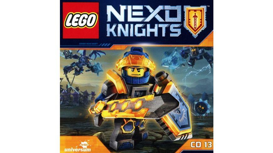 Lego Nexo Knights Hoerspiel Folge 13