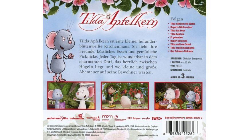 Tilda Apfelkern CD 1