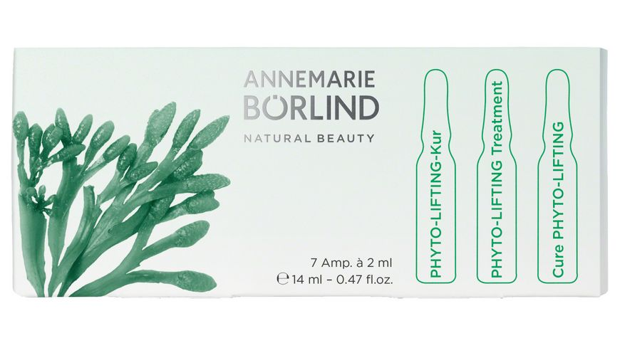 ANNEMARIE BOeRLIND Phyto Lifting Kur