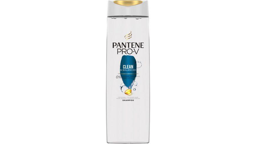 PANTENE PRO V Shampoo Mizellen Reinigung Naehrpflege