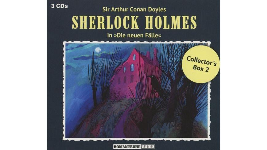 Die Neuen Faelle Collector s Box 2 3 CDs