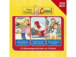 Meine Freundin Conni 3 CD Hoerspielbox Vol 2