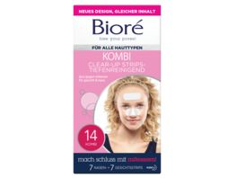 Biore Kombi Clear Up Strips tiefenreingend