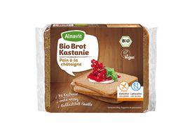 Alnavit Bio Brot Kastanie glutenfrei