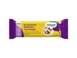 Alnavit Bio Fruchtriegel Apfel Zimt glutenfrei