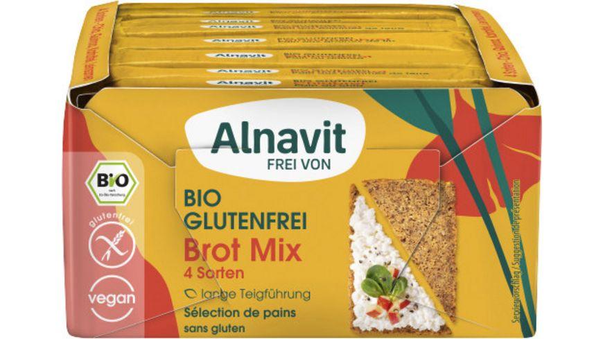 Alnavit Bio Brotkorb - glutenfrei