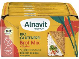 Alnavit Bio Brotkorb glutenfrei