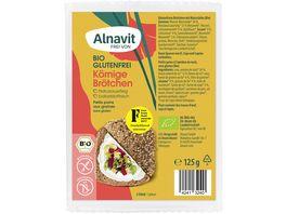 Alnavit Bio Koernige glutenfrei