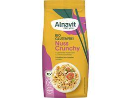 Alnavit Bio Nuss Crunchy glutenfrei