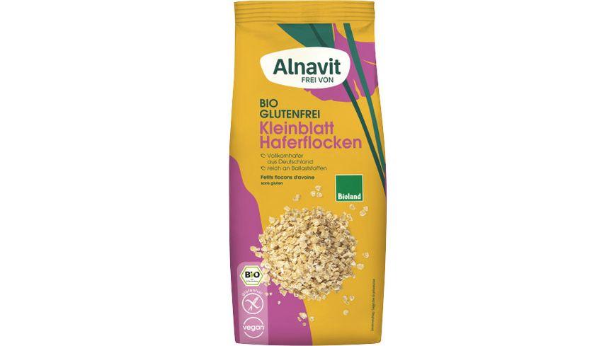 Alnavit Bio Haferflocken