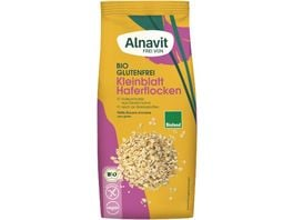 Alnavit Bio Haferflocken glutenfrei