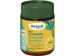 Alnavit Bio Gemuese Bouillon glutenfrei