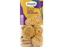 Alnavit Bio Hafer Mueslikeks glutenfrei