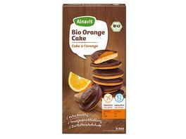 Alnavit Bio Orange Cake