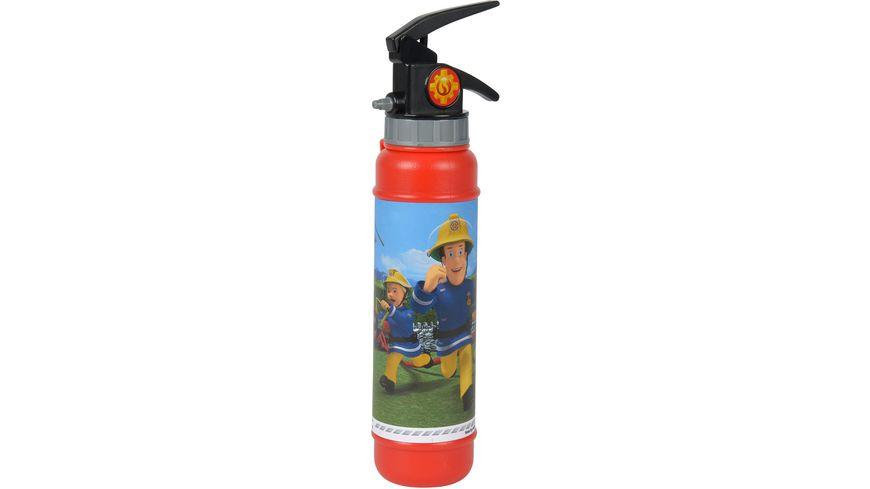 Simba Feuerwehrmann Sam Feuerloescher Wasserspritzer