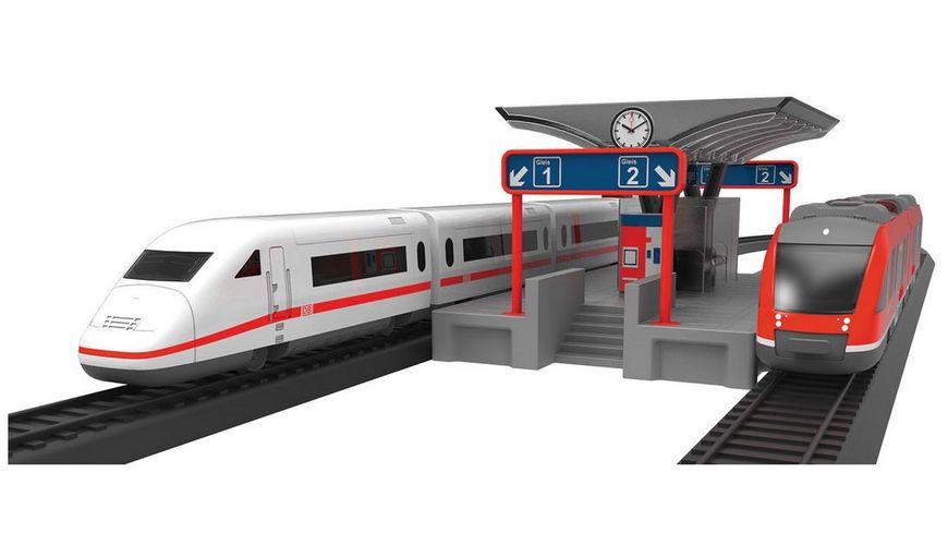 Maerklin 72213 my world Bahnsteig mit Lichtfunktion