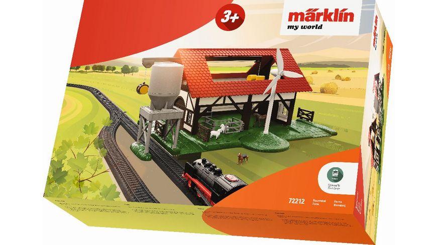 Maerklin 72212 my world Bauernhof