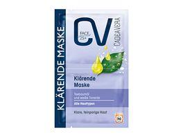 CV Face Klaerende Tonerde Maske