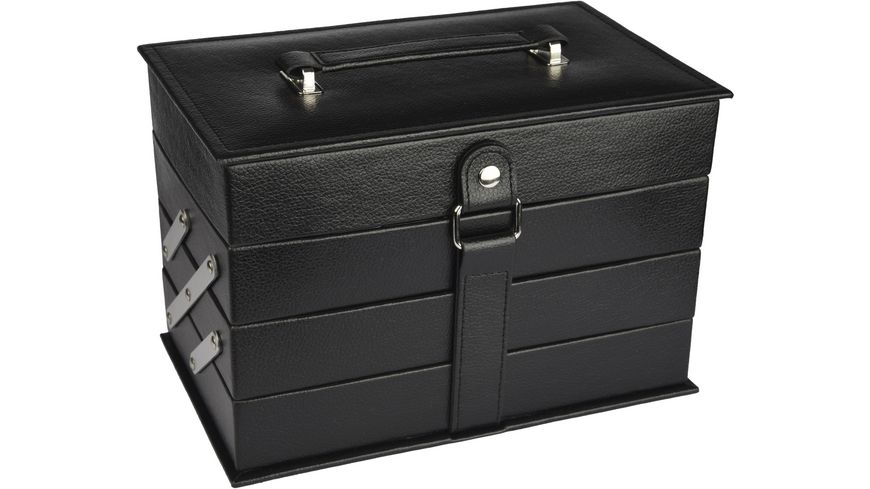 ZMILE COSMETICS Schminkkoffer Beauty Case black