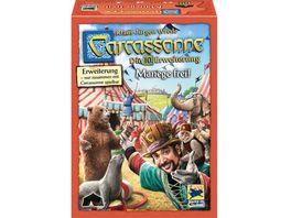 Hans im Glueck Strategiespiele Carcassonne Manege frei 10 Erweiterung