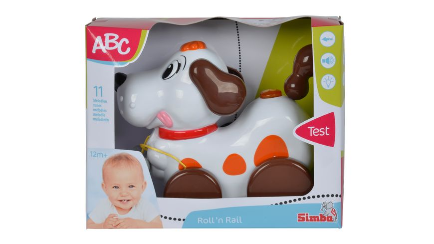 Simba ABC Nachziehhund