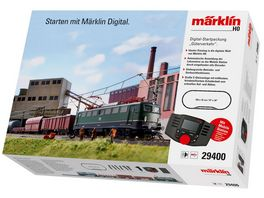 Maerklin 29400 Digital Startpackung Gueterverkehr 230 Volt