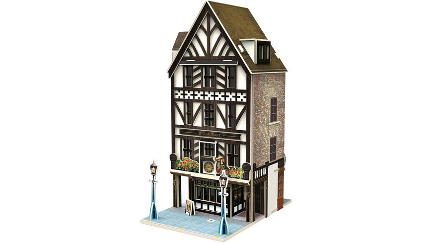 Maerklin 72781 Start up 3D Gebaeude Puzzle Restaurant