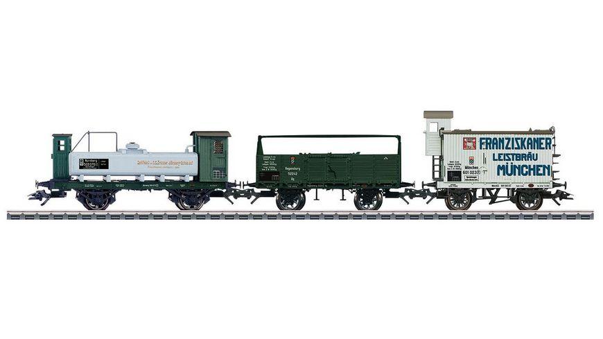Maerklin 46066 Gueterwagen Set