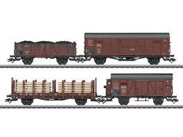 Maerklin 46065 Gueterwagen Set