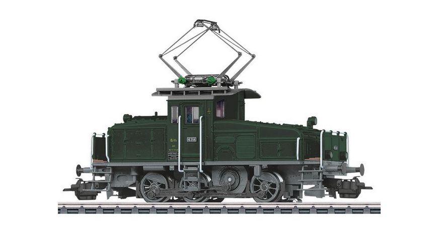 Maerklin 36333 Elektrische Rangierlokomotive Serie Ee 3 3