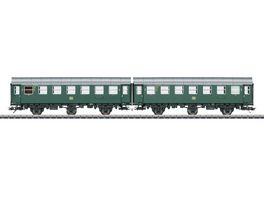 Maerklin 43184 Reisezugwagen Paar B3ygeb