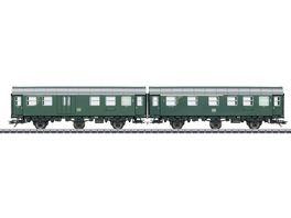 Maerklin 43193 Reisezugwagen Paar AB3ygeb mit BD3ygeb