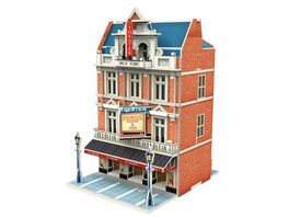 Maerklin 72782 Start up 3D Gebaeude Puzzle Theater