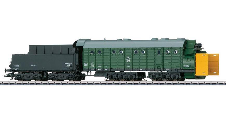Maerklin 49966 Dampfschneeschleuder der Bauart Henschel