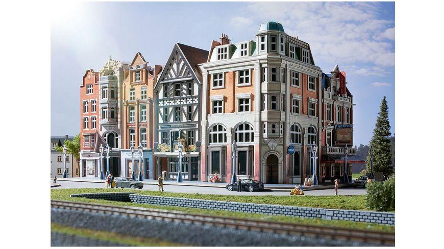 Maerklin 72784 Start up 3D Gebaeude Puzzle Wohn und Geschaeftshaeuser