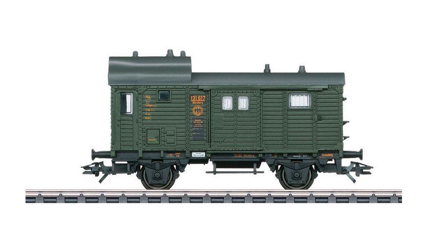 Maerklin 46983 Gueterzug Gepaeckwagen Pwg Pr 14