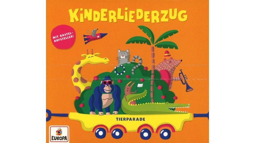 Kinderliederzug Tierparade
