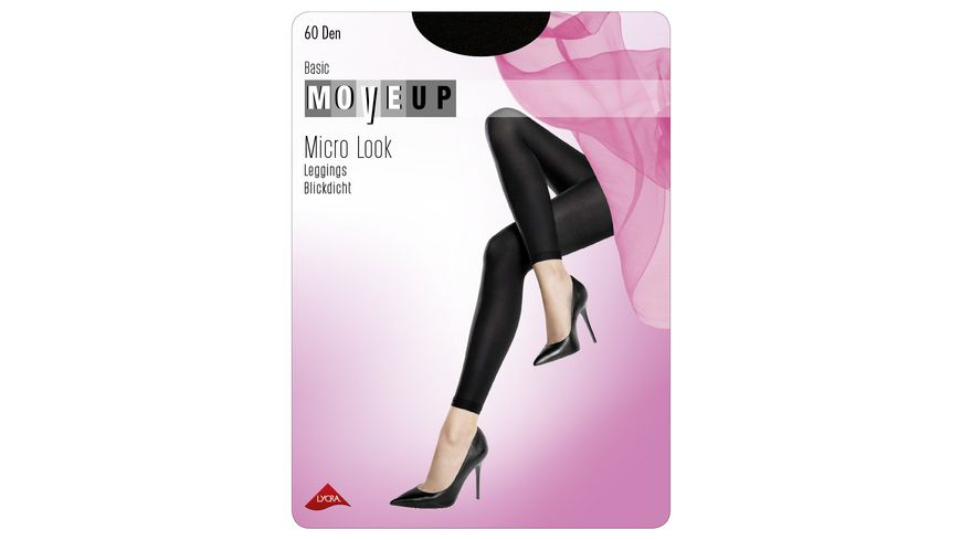 MOVE UP Leggings Micro Look 60